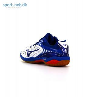 Nike 651379-412 Academy SS blå